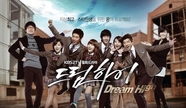 K-Dramas: `Dream High`